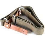 CHINESE CANVAS SLING ,FITS AK AND SKS .AK PARTS. AK BUILD. AK-47.AKM.AK-74