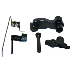 MAINTENANCE KIT FOR AK-47 MILLED RECEIVER. INCLUDES: SEAR,SPRING FOR SEAR , HAMMER,DISCONNECTOR AND ONE PIVOT PIN. ALL NFA RULES APPLY