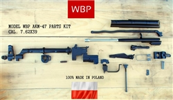 new Polish production AKM-47 Parts kit