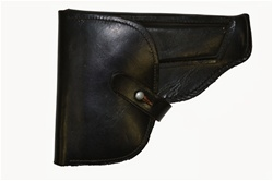 ORIGINAL EAST GERMAN LEATHER HOLSTER FOR MAKAROV PISTOL.