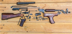 Polish Model WBP AKM-47 Parts kit 7 62x39 Cal *without furniture