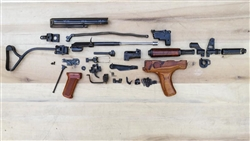 Original Romanian Military AIMS-74 5.45x39 Parts kit minus barrel and receiver