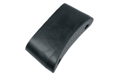 "COMBAT STYLE 2"" SKS RUBBER BUTT PAD. NEW"