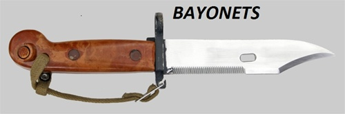 Bayonets For Sale | Find Bayonets for SKS, AK47, AK 74, & More